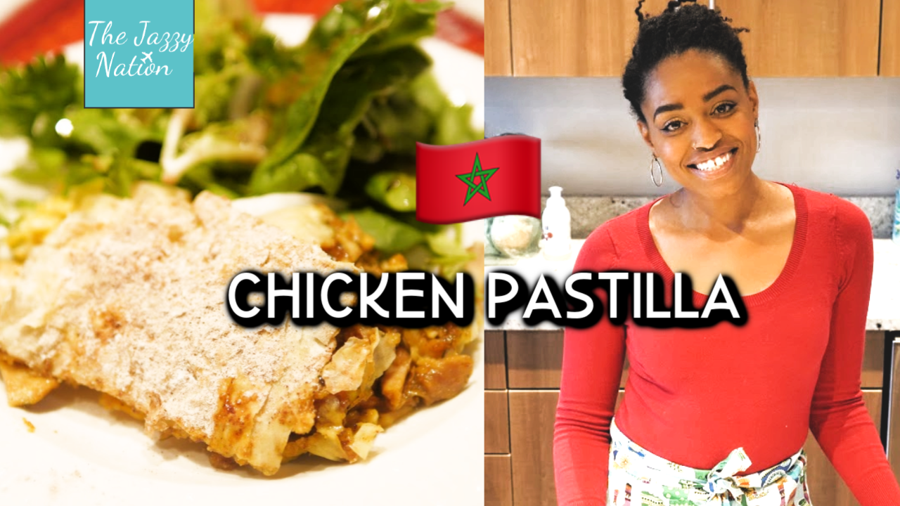 Cooking Moroccan Chicken Pastilla/Bastila: Food Inspired By My Life In Morocco (Recipe)