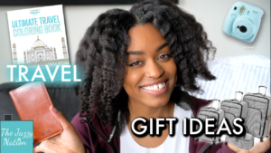 Gift Ideas for People Who Love to Travel (FREE GIFT GUIDE)