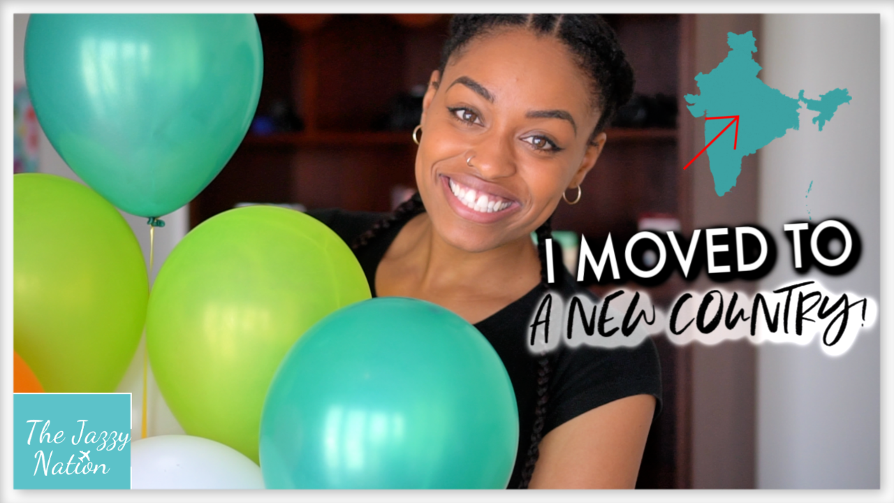 I Moved To… Life Update and Country Reveal! (Video)