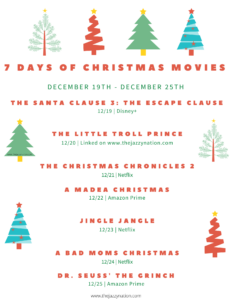 Read more about the article 7 Christmas Movies to Watch This Holiday Season