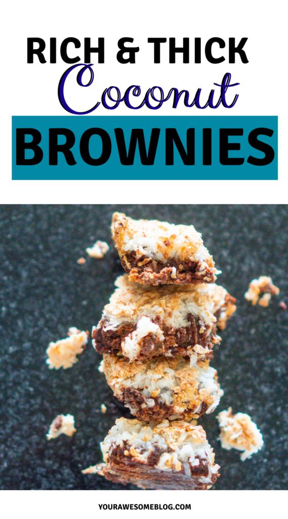 Pinterest Coconut Macaroon Brownies_1