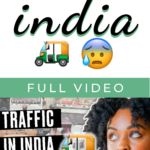 [VIDEO] What Traffic In India Is Really Like From The Perspective Of A Foreigner   Driving, Getting Sick, Tuk Tuks, And More!