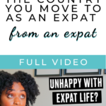 [VIDEO] 5 Ways to APPRECIATE the Country You Move to as an Expat