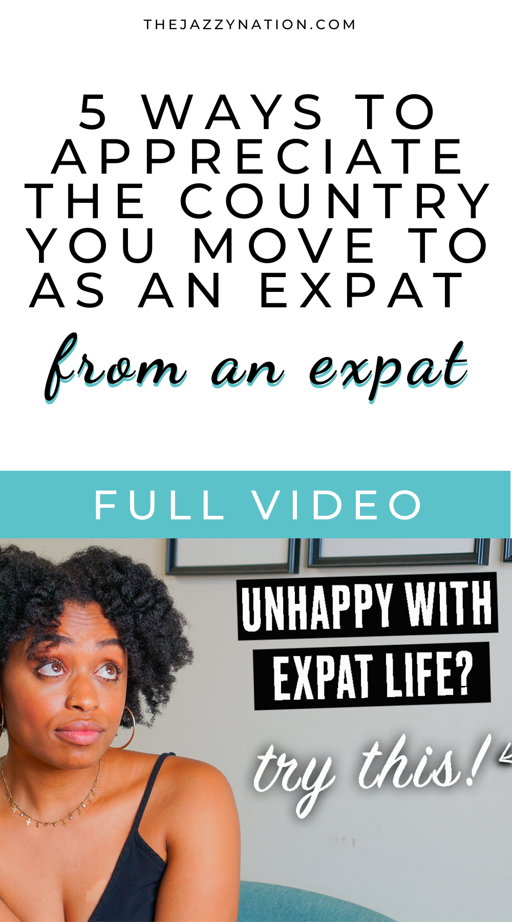 Read more about the article [VIDEO] 5 Ways to APPRECIATE the Country You Move to as an Expat